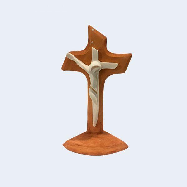 Cristo Dalí con base