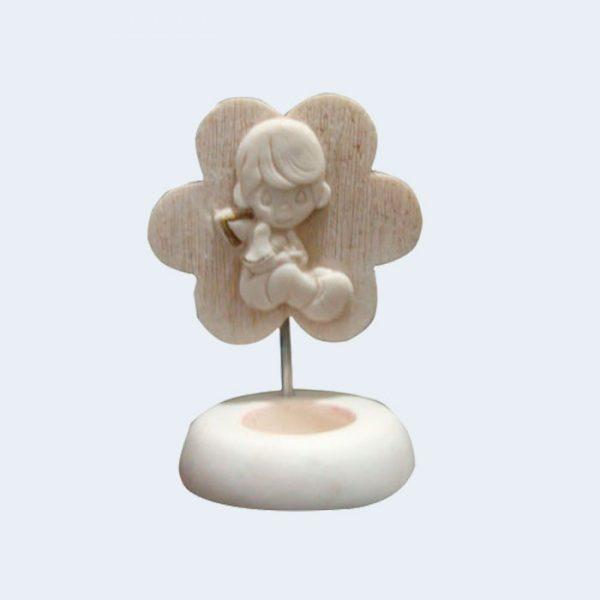 Ángel velo flor